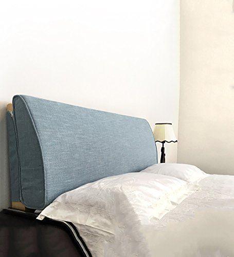 ms pillow bedside cushion linen