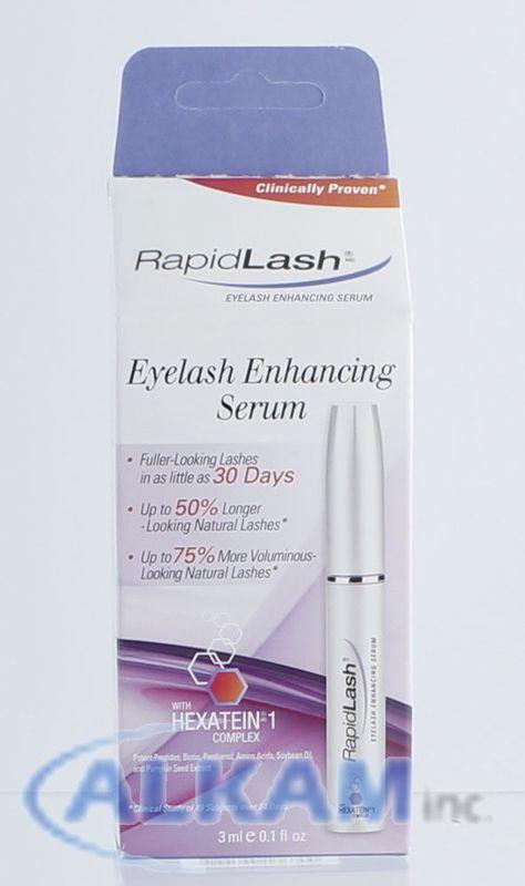 Rapidlash Eyelash Enhancing Serum 01 Oz3 Ml Nib With Isopropyl