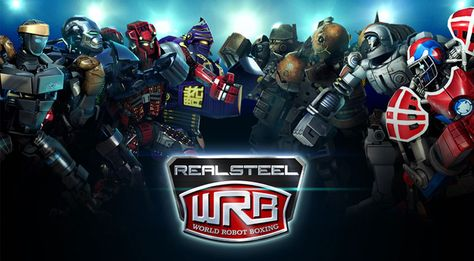 Real Steel World Robot Boxing Hack Unlimited Gold Coins More