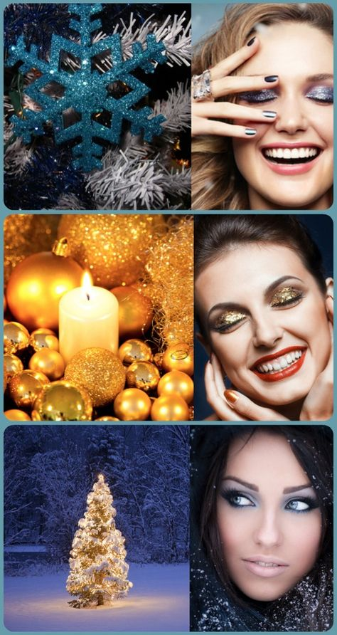 10 Gorgeous Holiday-Inspired Makeup Palettes