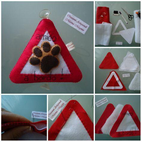 TUTORIAL con cartamodello per fare triangolo