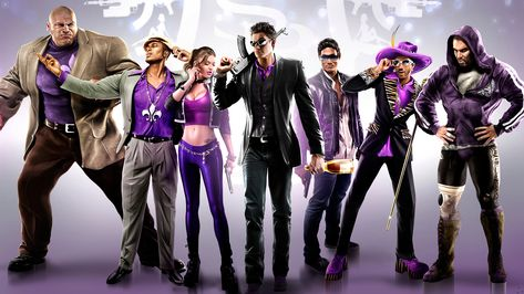 Saints Row: The Third is coming to Switch next year