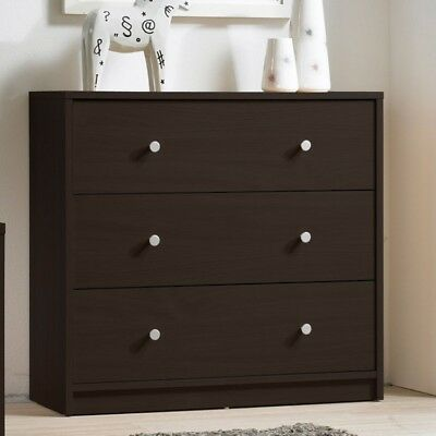 Brown Wooden Chest Of 3 Drawers Bedroom Table Cabinet Storage Furniture Sale 92 78end Date Ap In 2020 With Images Bedroom Storage Cabinets Dresser Drawers Wood Storage Cabinets
