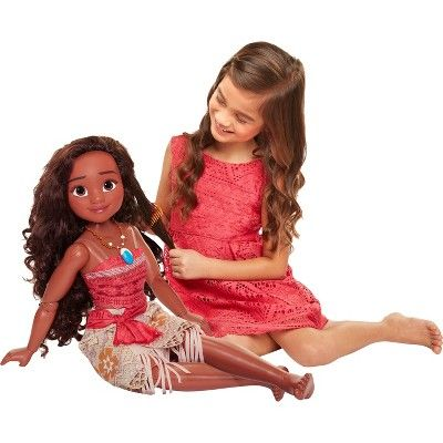Disney Princess 32 My Size Moana Doll Target Exclusive