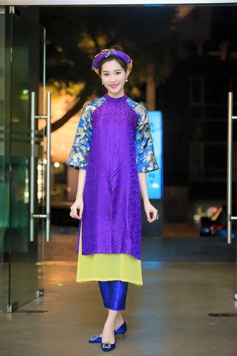 Ao dai - red carpet costume is the most favorite of Vietnamese stars near Tet -  Ao Dai becomes the most favorite red carpet costume of Vietnamese stars on the occasion of Tet –  - #2016Trends #AoDai #BathAndBody #CaliforniaFashion #Carpet #CelebrityStyle #Costume #Dai #FashionModels #FashionShow #FashionSpring #FashionWeeks #favorite #Fragrance #FutureFashion #GiambattistaValli #Hair #HairProducts #Hairstyles #IndiaFashion #Makeup #MakeupTools #MenGrooming #Nails #ReadyToWear #Red #Runway #Run