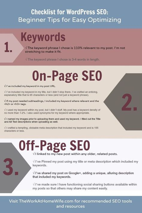 Checklist for WordPress SEO: Beginner Tips for Easy Optimizing