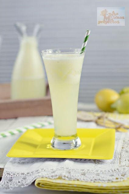 granizado de limon thermomix tm21