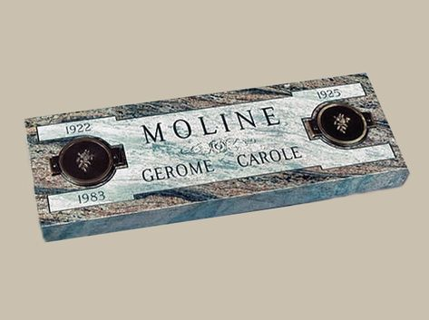 Flat Grave Markers For Cremated Remains Grave Marker Flat Grave Markers Headstones