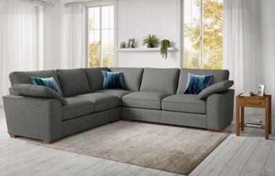 Nantucket Corner Sofa In 2020 Corner Sofa Large Sofa Small Corner Sofa