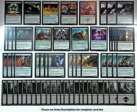 Wastes Modern 60 Card MTG Magic the Gathering ELITE Colorless Eldrazi Deck
