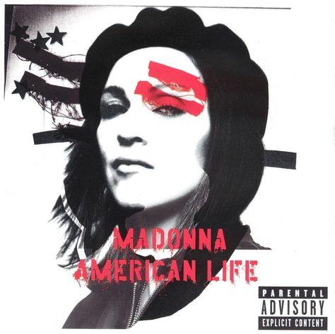 American Life [LP] [PA]