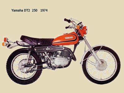 Les Yamaha Trail 250 De 1967 A 1975 Restauration Dtmx At2 Dte Dtmx Dirt Bike Moto Enduro