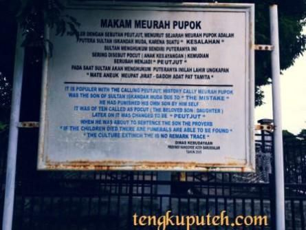 Peucut Kherkoff Aceh Dutch War Monument Peucut Cemetery Name Is Taken From The Epitome Of Meurah Pupok That Existed Long Before The Du War Monument Aceh War