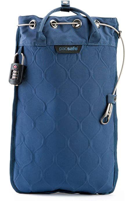 Pacsafe Travelsafe 12l Gii Portable Safe Umhangetasche 52 Cm 12 Liters Schwarz Black 100 Amazon De Amazon De Umhangetasche Taschen Einkaufen