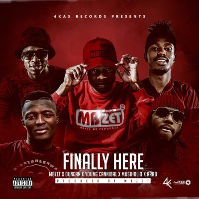 Download MBzet - Finally Here ft  Duncan MusiholiQ Arab