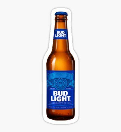 Beer Stickers Bud Light Bud Light Beer Beer Stickers