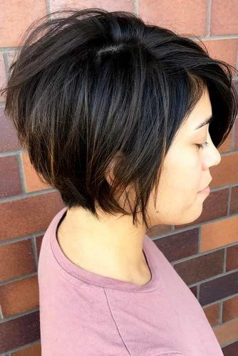 Get Yourself A Pixie Bob To Create A Truly Enviable Look Lovehairstyles Bobs For Thin Hair Pixie Bob Haircut Wavy Bob Hairstyles