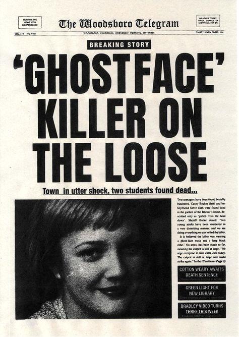 Scream (1996) [726 x 1024]