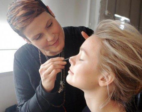 Rose Gold nail tips videos #howtodonailtips