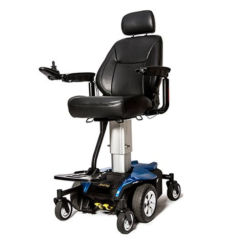 Pride Jazzy Air Power Wheelchair With 10 Electric Scooter For