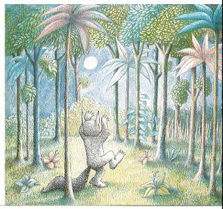 Cuentos Mágicos Donde Viven Los Monstruos Maurice Sendak Donde Viven Los Monstruos Monstruos Ilustraciones