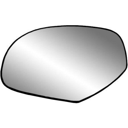 Gmc Sierra Yukon Xl Denali 07-13 Heated Mirror Glass Right Passenger Side