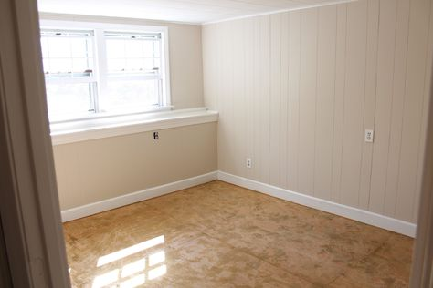 20 Painted Paneling Ideas Painted Paneling Paneling Painting Wood Paneling