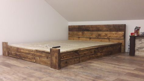 Wood Made By Salvis Cecins Bed Frame Home Decor Furniture