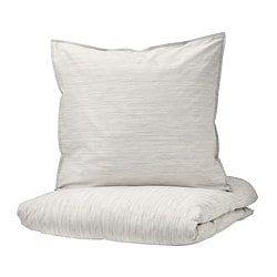 Skogsalm Bettwascheset 2 Teilig Beige Ikea Deutschland Bett