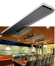 A Range Of Stylish, Premium, High Intensity Electric Panel Heaters By  HEATSTRIP