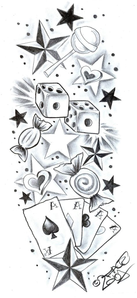 Tattoo Drawings Of Stars Amazing Tattoo Designs Sketchesdeviantart More Like Butterfly Star Tattoo Designs, Tattoo Design Drawings, Cool Art Drawings, Pencil Art Drawings, Art Drawings Sketches, Tattoo Sketches, Star Tattoos, Body Art Tattoos, Sleeve Tattoos