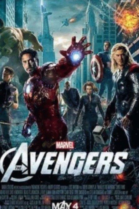 Vingadores Filmes Vingadores The Avengers Marvel