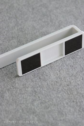 100均 マスク収納にこれは使える 使い方いろいろマグネットボディタオルハンガー収納 シンプルライフ シンプルスタイル Powered By ライブドアブログ シンプルライフ タオル タオルハンガー