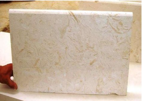 Shellstone Coquina Pavers Tile Mediterranean Reef White 12x24x1