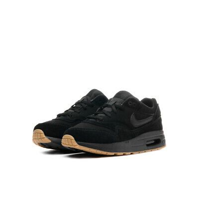 Olla de crack deseable Molester  Sponsored)eBay - Infants Boys Nike Air Max 1 (PS) Suede Trainers Leather  Black Gum 807603 008 | Nike air max, Nike air, Boys nike