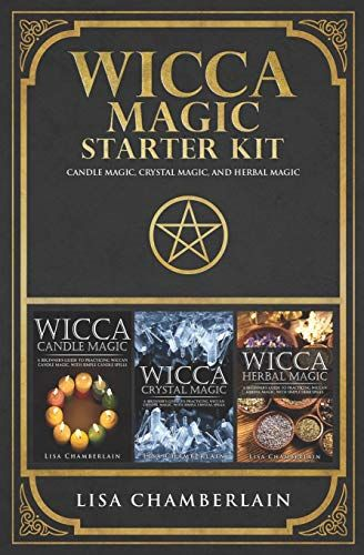 DOWNLOAD PDF] Wicca Magic Starter Kit Candle Magic Crystal