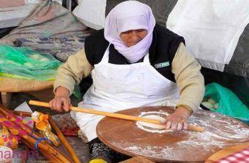 تفسير عجن العجين في المنام للمتزوجة وللعزباء 7 Flatbread Bread Dough Dough