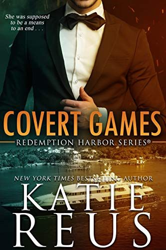 Covert Games Redemption Harbor Series Book 6 Kindle Edition By Katie Reus Romance Kindle Ebooks Amazon Com Book Blog Book Blogger Books