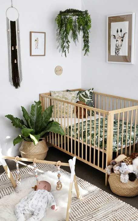 Comment Adopter La Decoration Jungle Pour La Chambre De Bebe Deco Chambre Bebe Deco Chambre Jungle Chambre Bebe