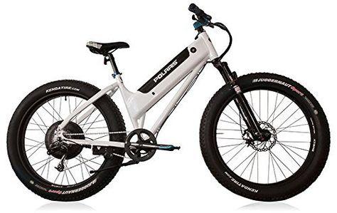 Polaris Nordic Ev506 Fat Tire Electric Bike From Shocking Rides Http Www Bicyclestoredirect Com Polar Fat Tire Electric Bike Electric Bike Electric Bicycle
