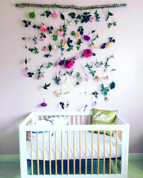 Sweet And Also Simple Nursery Designs Baby Decor Fl