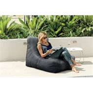 Mojo Classic Pinstripe Mylounge Outdoor Cushion Outdoor Cushions