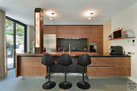Keuken Nieuwbouw Open : Bijzondere nieuwbouw villa keuken theartofliving.eu