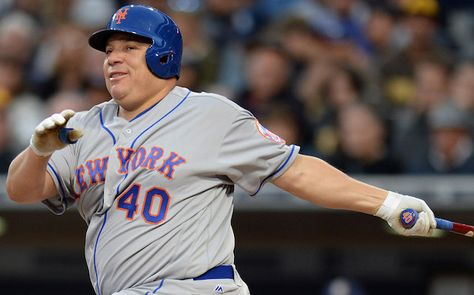 After Bartolo Colon's first career home run, this kind of mashup was
