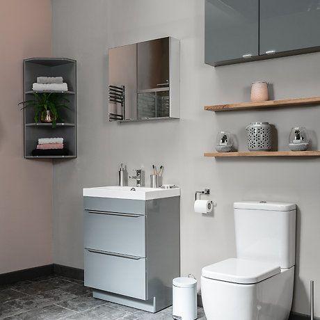 Bathrooms Bathroom Suites Furniture Ideas Diy At B Q Bathroomdesignb Q Bathroom Inspiration Modern Zen Bathroom Design Stylish Bathroom