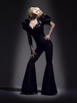 Alison Goldfrapp. Fashion icon for
