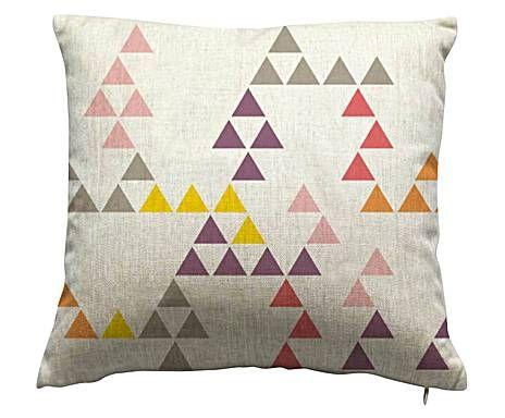 Farrow Pink 45 X 45 Cm Pillows Kissen Wohnaccessoires