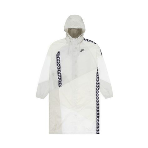 NSW Taped Woven Long Jacket AR4943 133