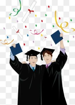 People Graduation Season Student Graduation Photo Png