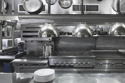 Commercial Kitchen Equipment A Catalog Guide To What You Need Restaurant Kitchen Design Commercial Kitchen Commercial Kitchen Design